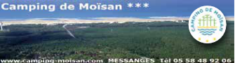 Camping Moisan Messanges